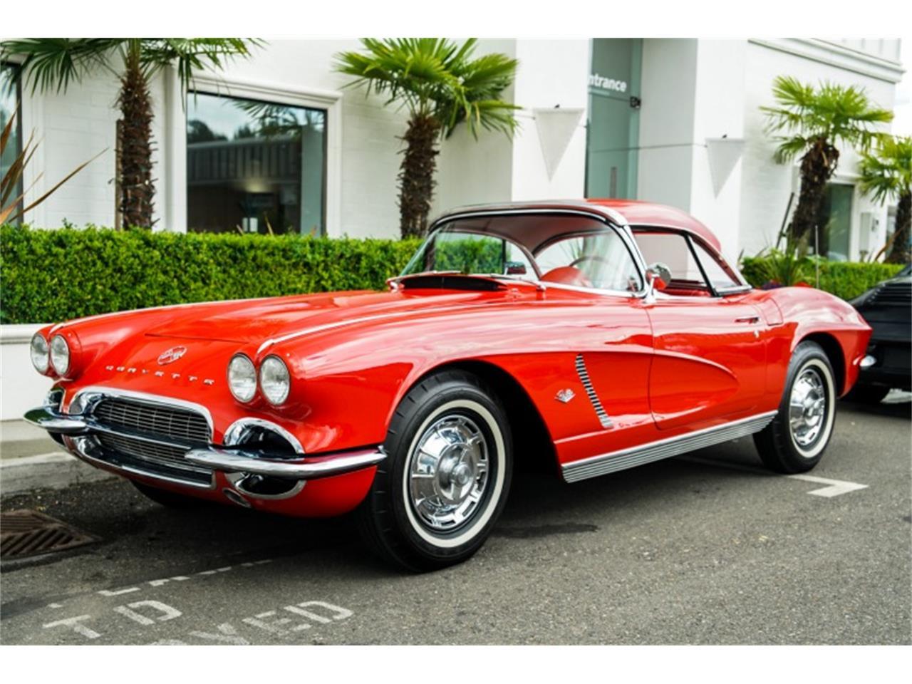 Large Picture of '62 Corvette - QJV9