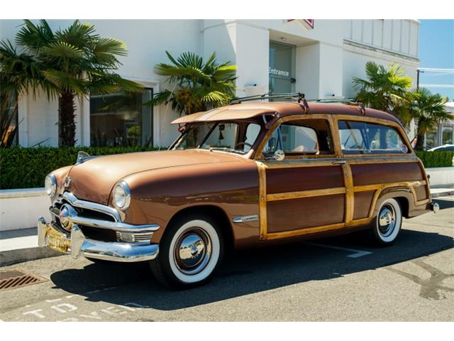 Picture of '50 Woody Wagon - QJVC