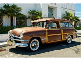 Picture of 1950 Ford Woody Wagon Auction Vehicle - QJVC