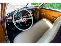 Picture of Classic '50 Woody Wagon located in Sparks Nevada Auction Vehicle - QJVC