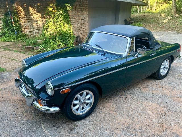 Picture of '73 MG MGB Auction Vehicle - QJVL