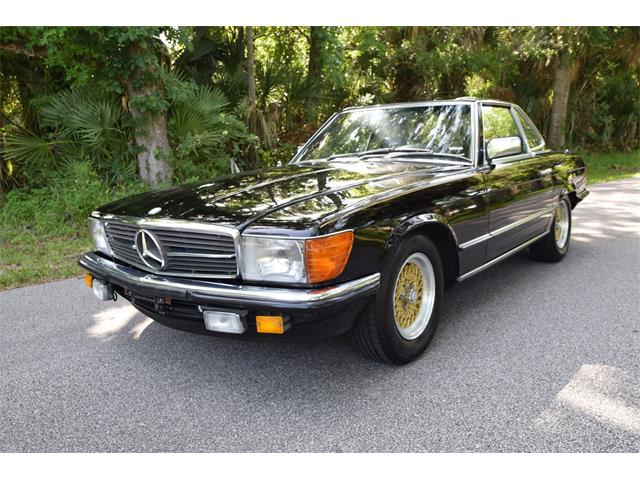 Picture of '85 500SL - QJVR