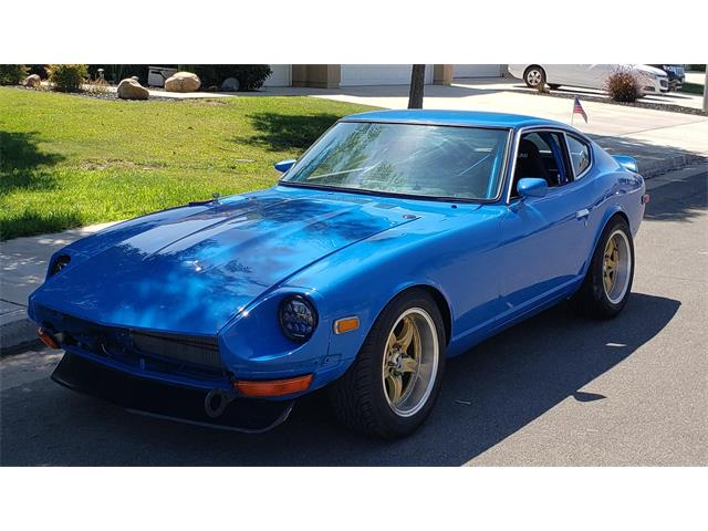 Picture of Classic '71 Datsun 240Z located in Menifee California Auction Vehicle - QJVV