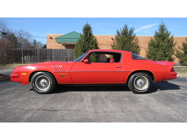 Picture of '78 Camaro - QJVY
