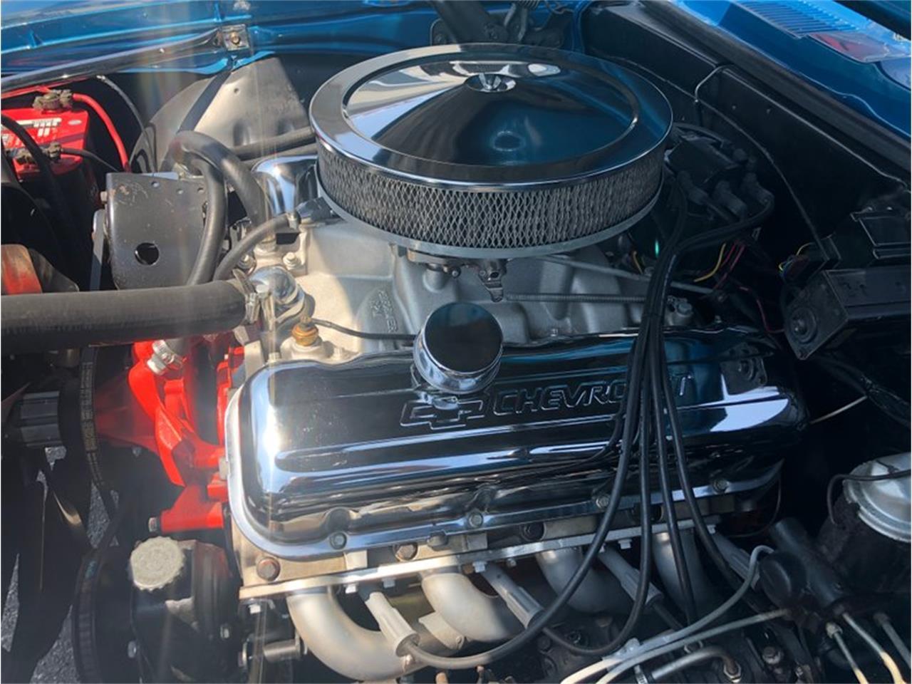 Large Picture of '69 Camaro - QJW8