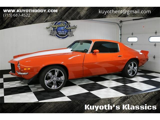 Picture of Classic 1971 Camaro located in Wisconsin Offered by  - QJWA