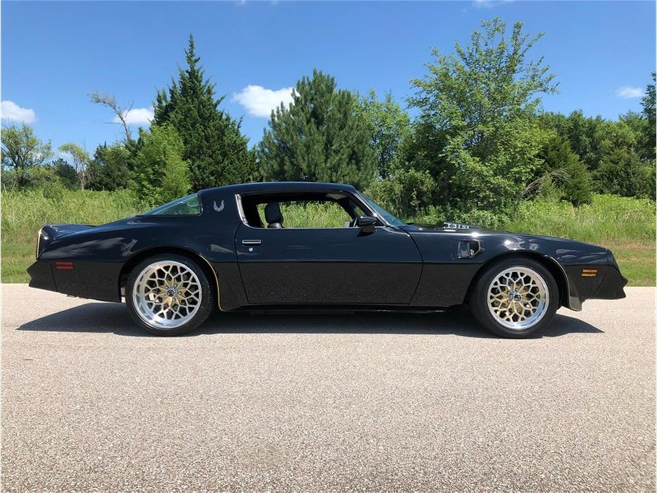 Large Picture of '77 Firebird Trans Am located in Nebraska Offered by Restore a Muscle Car, LLC - QJWS