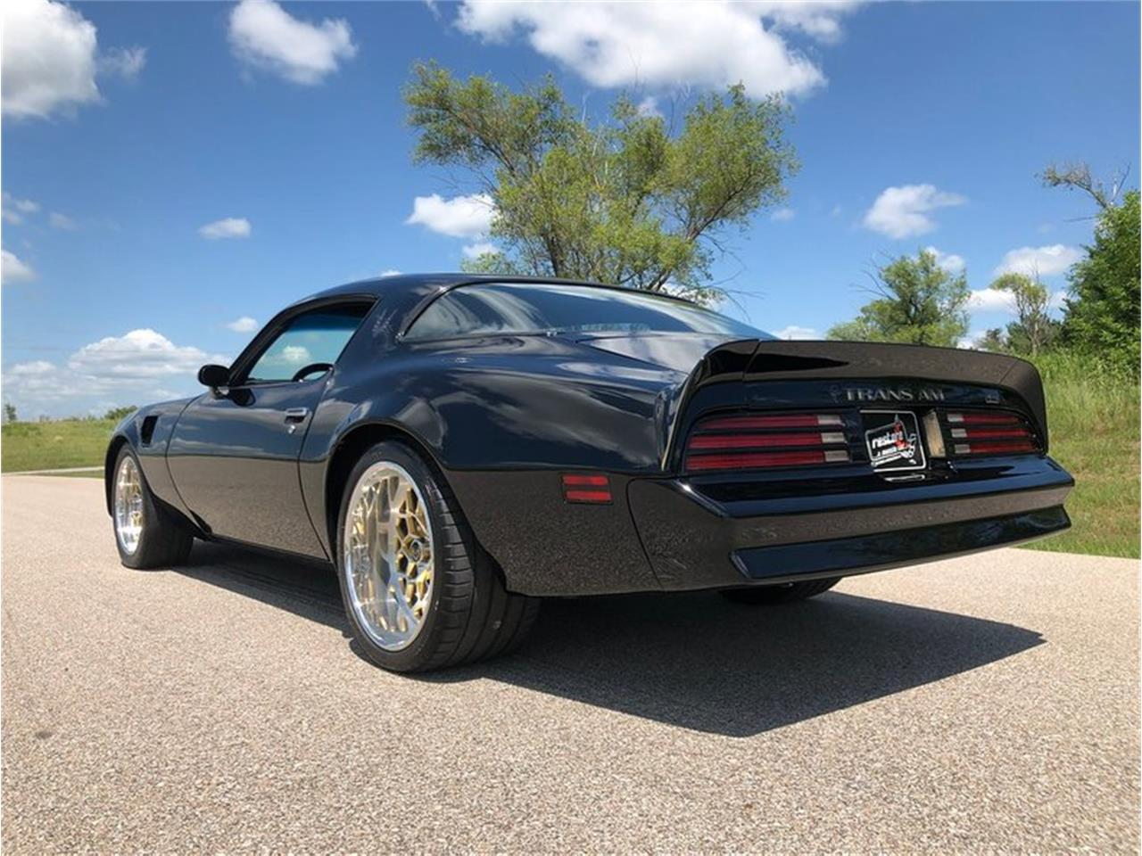 Large Picture of '77 Firebird Trans Am - $129,900.00 Offered by Restore a Muscle Car, LLC - QJWS