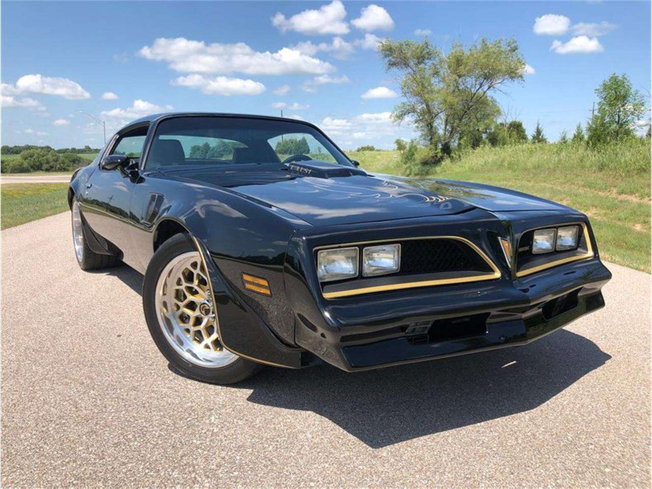 Large Picture of 1977 Firebird Trans Am located in Lincoln Nebraska - QJWS