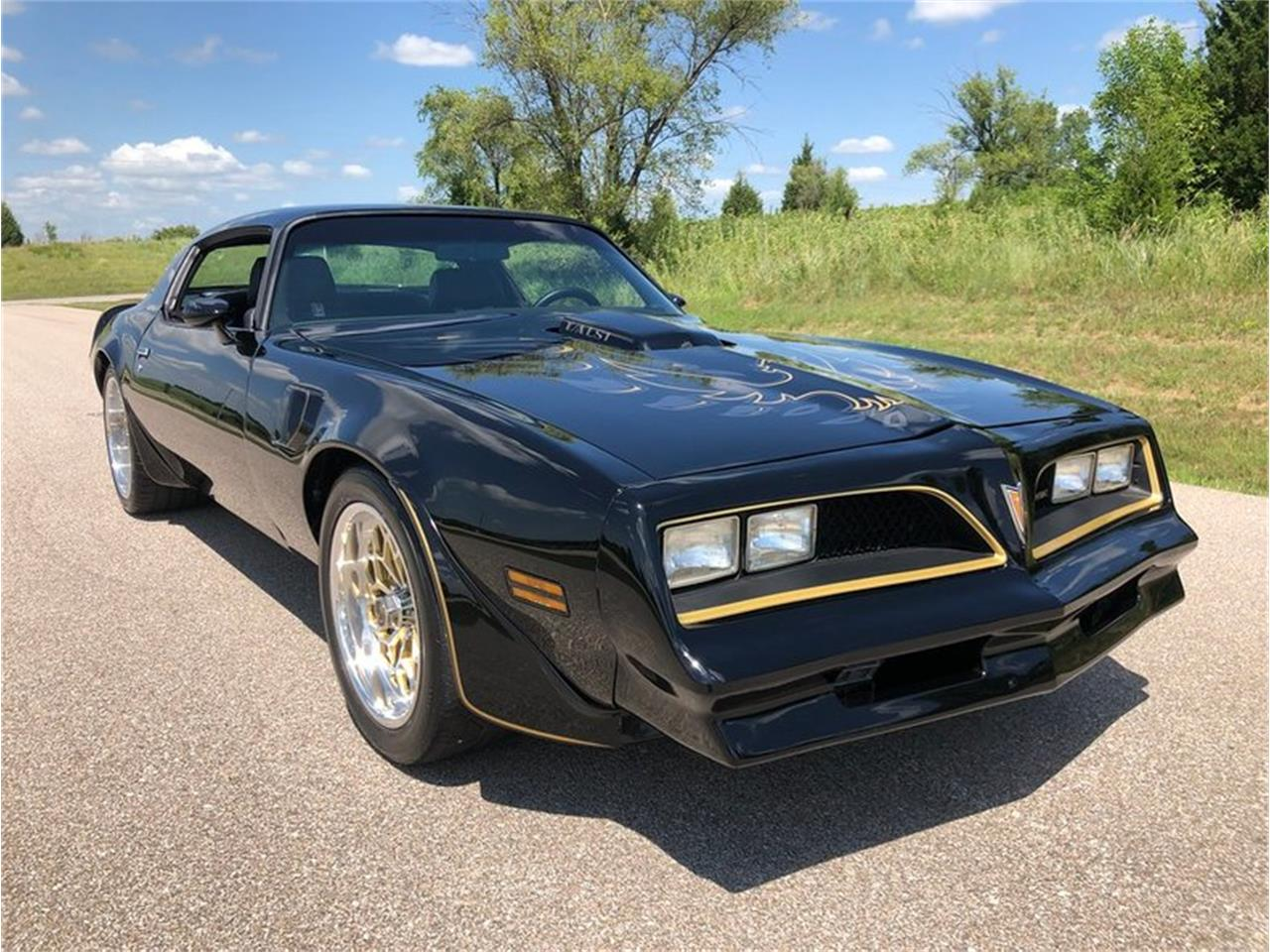 Large Picture of '77 Pontiac Firebird Trans Am located in Nebraska - $129,900.00 Offered by Restore a Muscle Car, LLC - QJWS