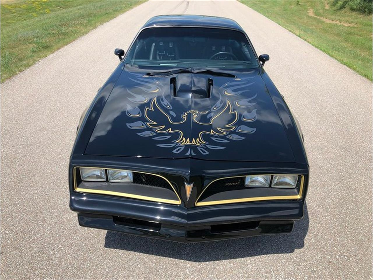 Large Picture of 1977 Pontiac Firebird Trans Am - QJWS