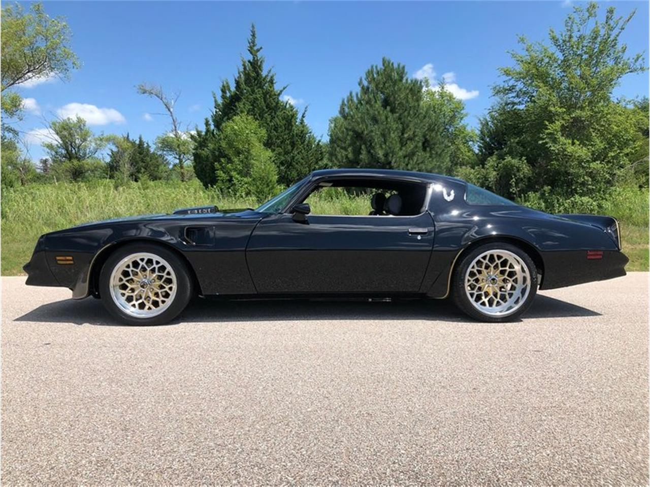 Large Picture of '77 Pontiac Firebird Trans Am located in Nebraska Offered by Restore a Muscle Car, LLC - QJWS