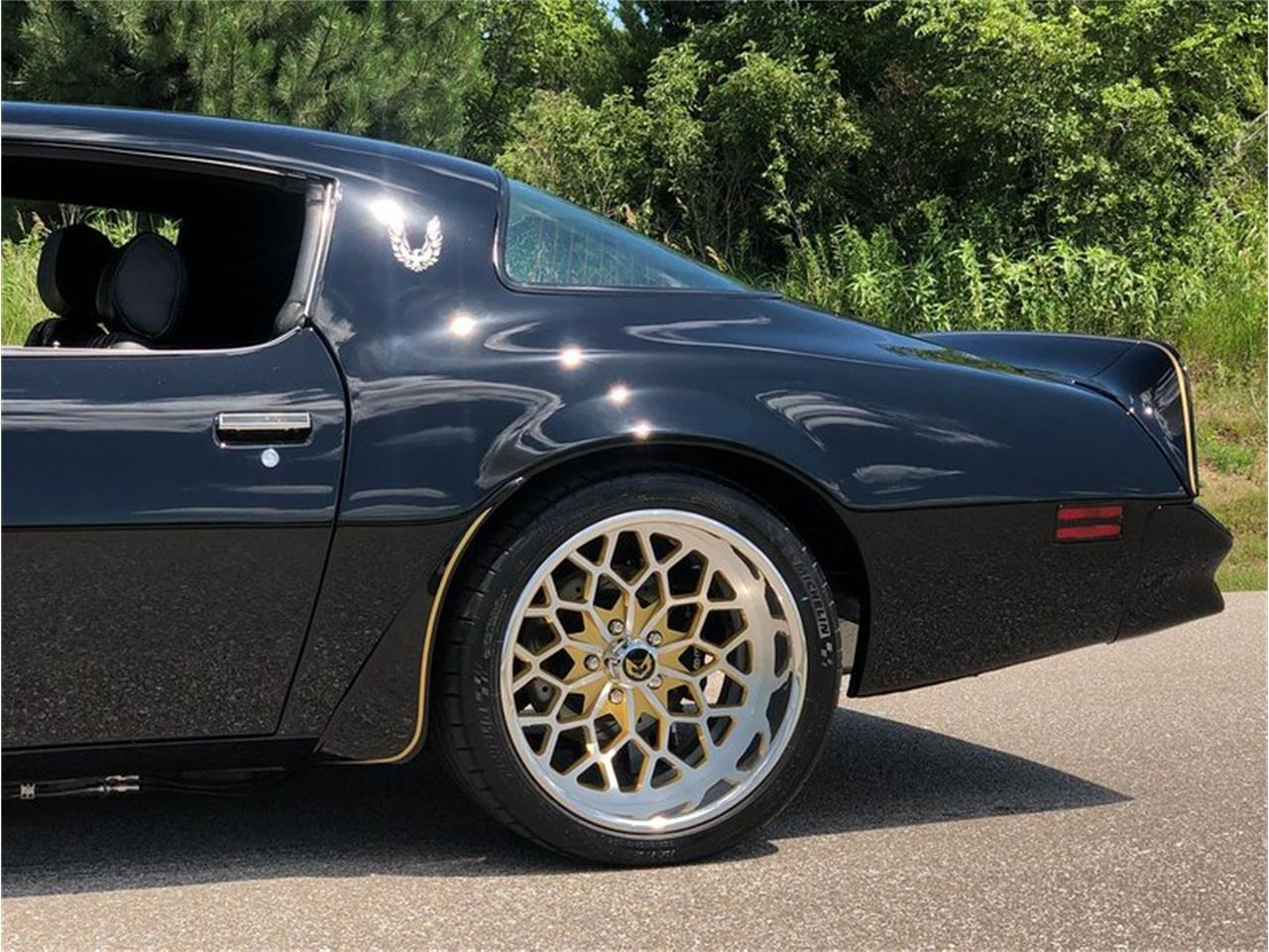 Large Picture of 1977 Pontiac Firebird Trans Am Offered by Restore a Muscle Car, LLC - QJWS