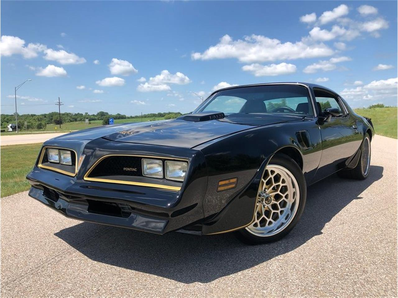Large Picture of 1977 Pontiac Firebird Trans Am - $129,900.00 Offered by Restore a Muscle Car, LLC - QJWS