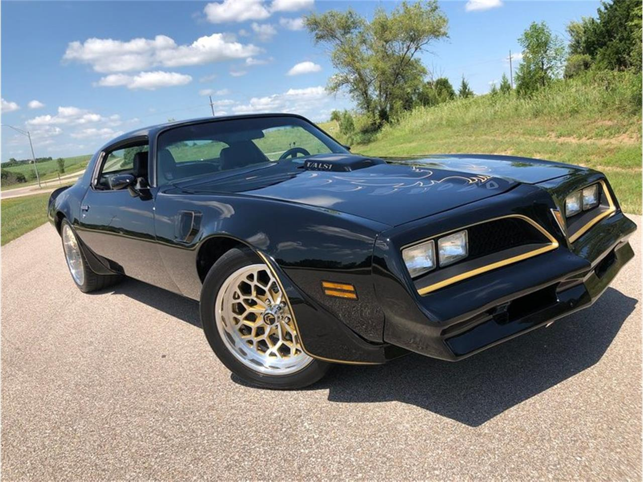 Large Picture of 1977 Firebird Trans Am Offered by Restore a Muscle Car, LLC - QJWS