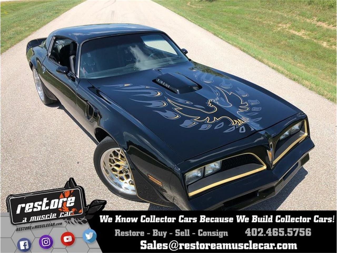 Large Picture of '77 Firebird Trans Am located in Nebraska - $129,900.00 Offered by Restore a Muscle Car, LLC - QJWS