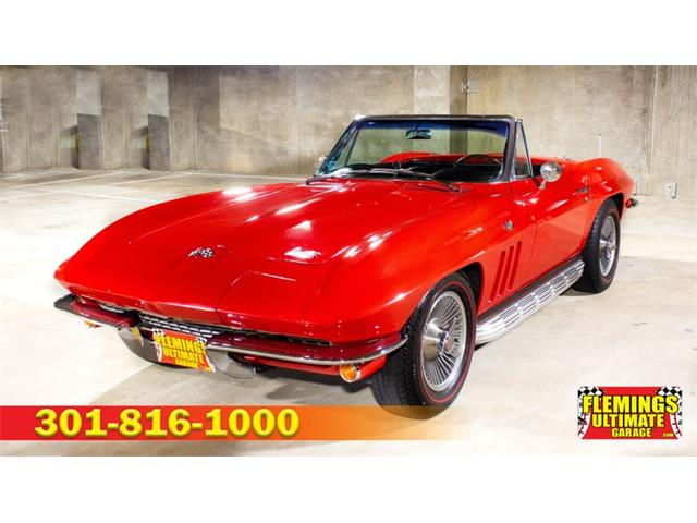Picture of '66 Corvette - QJWX