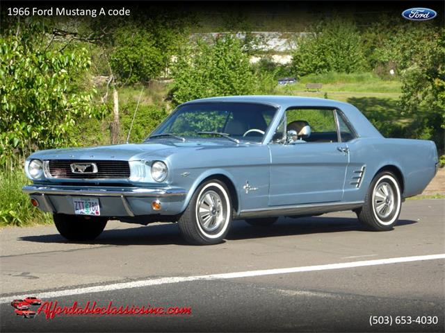 Picture of '66 Mustang - QJX0