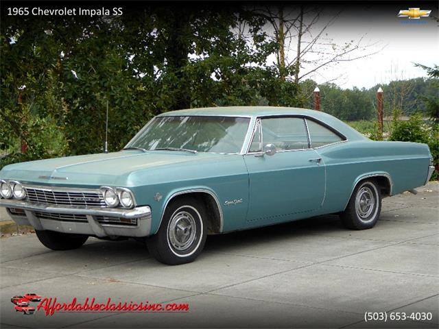 Picture of '65 Impala SS - QJX2