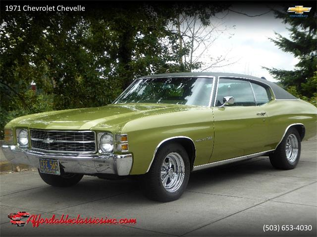 Picture of '71 Chevelle - QJX3
