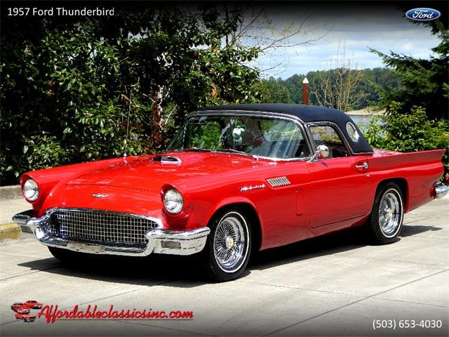 Picture of '57 Thunderbird - QJX5