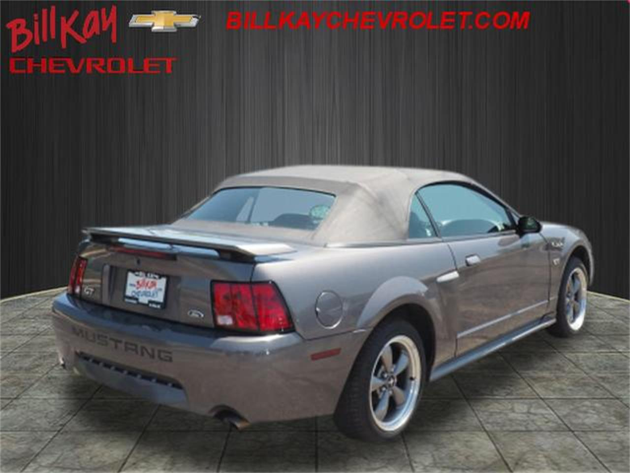 Large Picture of '03 Ford Mustang - $6,800.00 Offered by Bill Kay Corvettes and Classics - QJX6