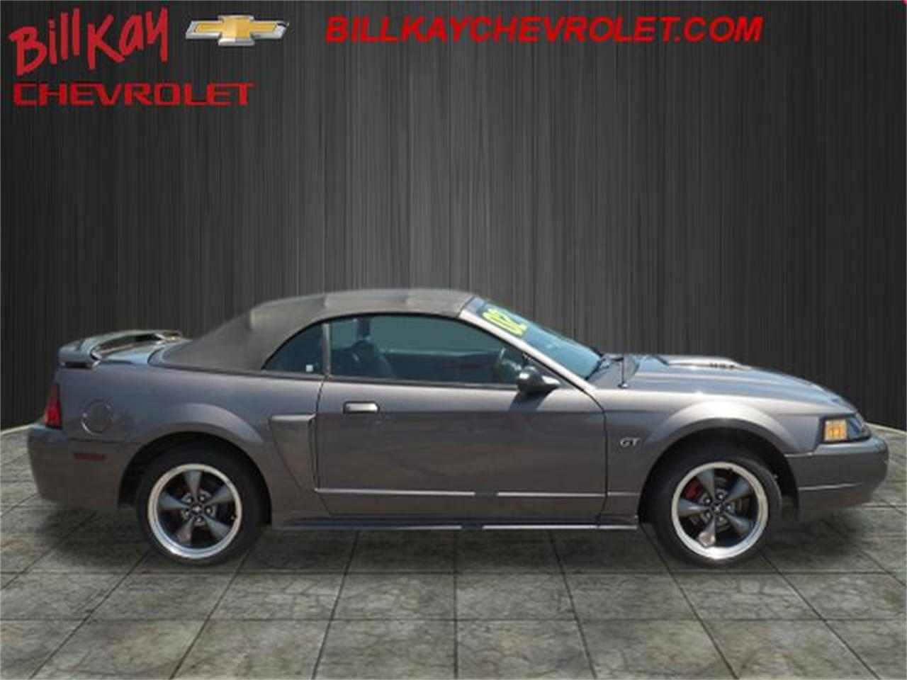 Large Picture of 2003 Ford Mustang - $6,800.00 Offered by Bill Kay Corvettes and Classics - QJX6