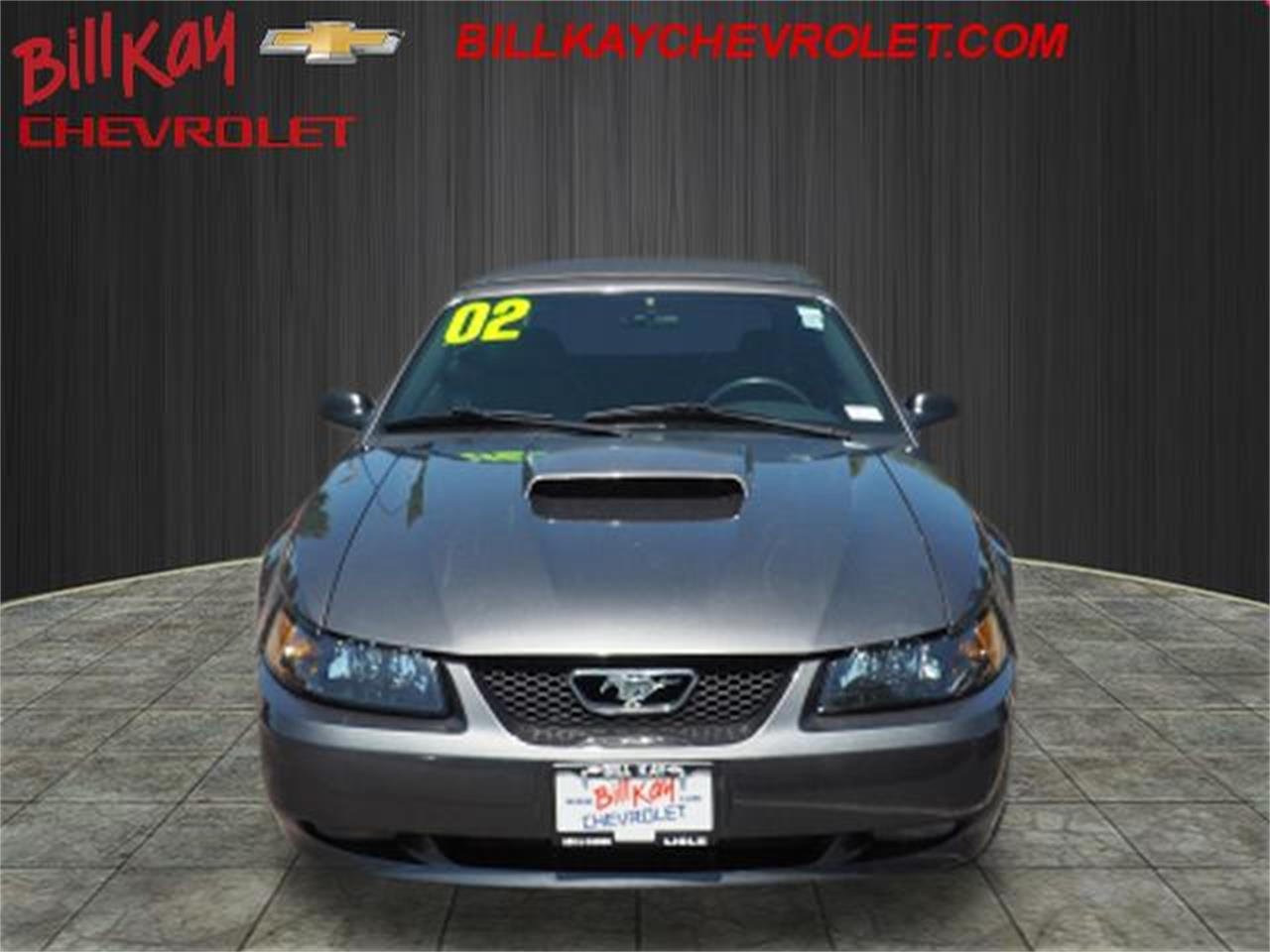 Large Picture of '03 Ford Mustang located in Downers Grove Illinois - $6,800.00 Offered by Bill Kay Corvettes and Classics - QJX6