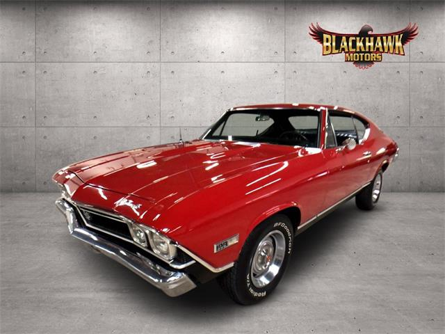 Picture of Classic 1968 Chevrolet Chevelle located in Gurnee Illinois - $29,995.00 - QJXE