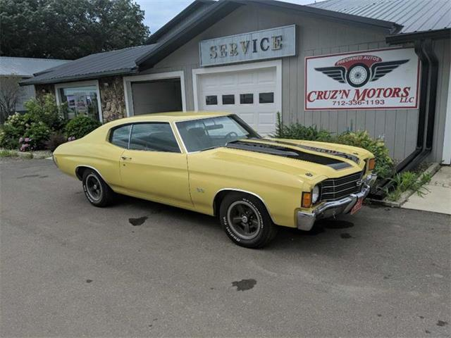 Picture of '72 Chevelle - QJY2