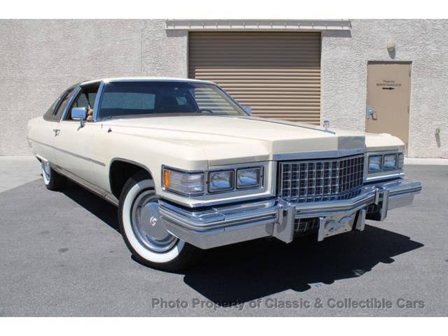 Picture of '76 Coupe DeVille - QJY3