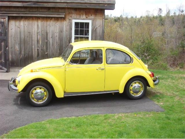 Picture of Classic 1972 Beetle - QJY7