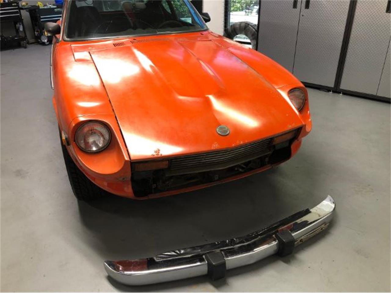 For Sale: 1975 Datsun 280Z in Cadillac, Michigan