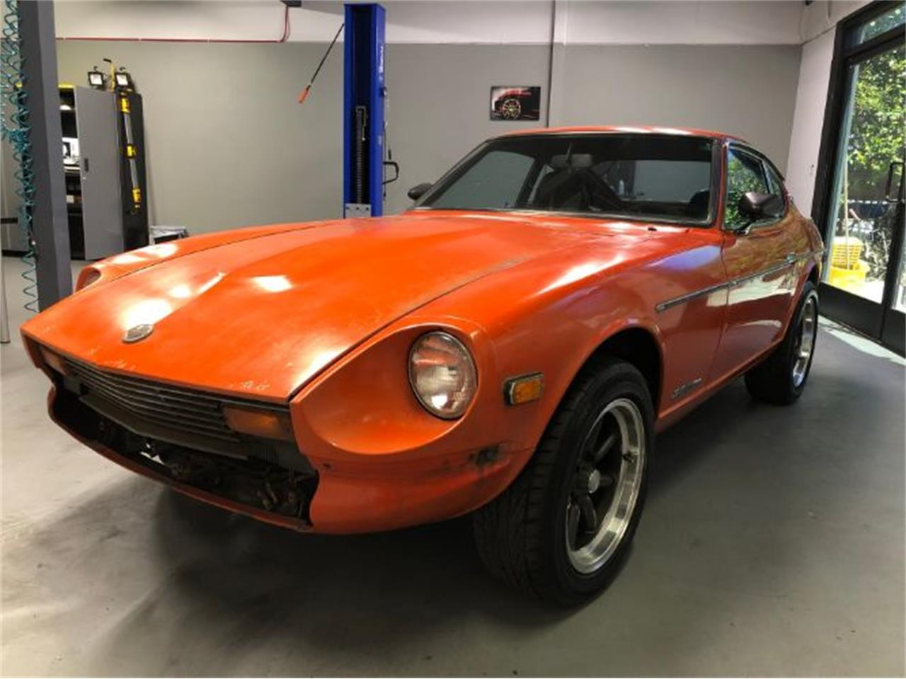 For Sale: 1975 Datsun 280Z in Cadillac, Michigan