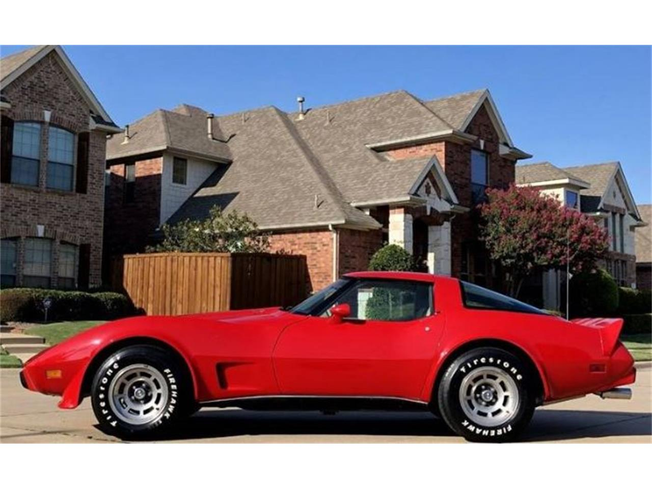 Large Picture of '79 Corvette - QJYM