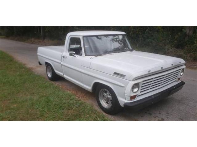 Picture of Classic 1967 Ford F100 located in Cadillac Michigan - QJYX