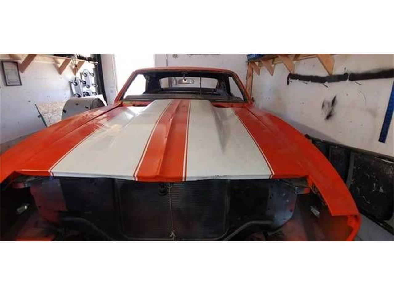 Large Picture of '68 Camaro - QJZ4