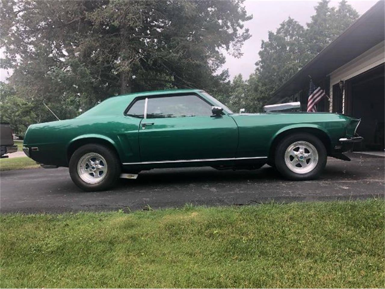 Large Picture of '69 Mustang - QJZ9