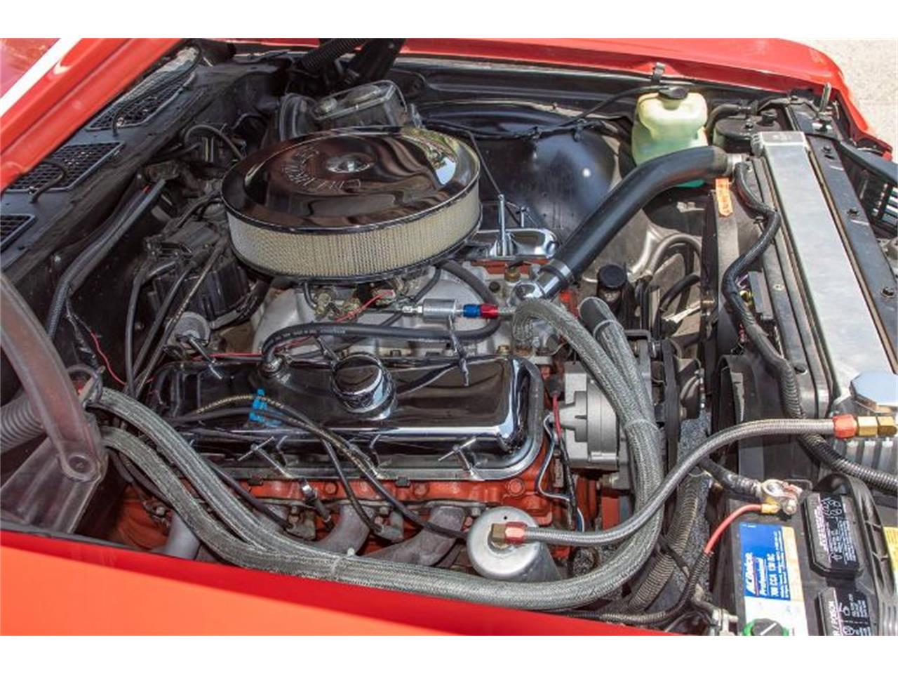 Large Picture of '70 Chevelle - QJZB