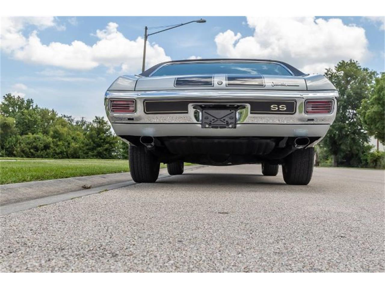 Large Picture of '70 Chevelle - QJZD