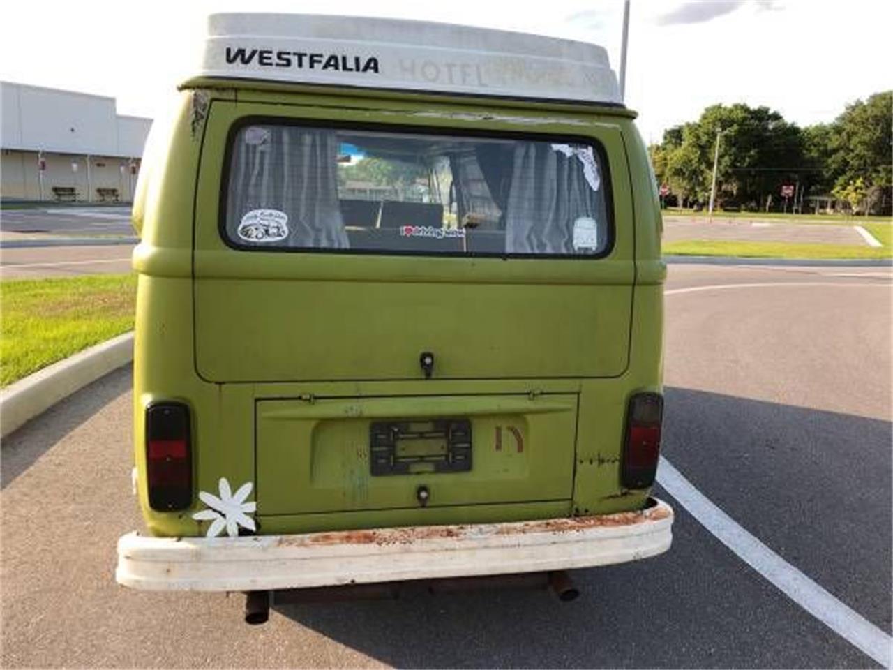 Large Picture of '78 Westfalia Camper - QJZE