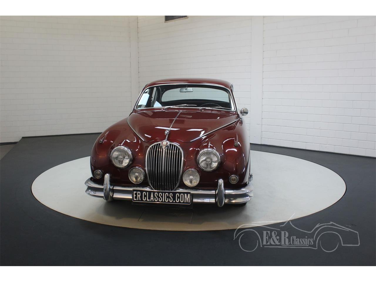 Large Picture of Classic '60 Jaguar Mark II Offered by E & R Classics - QJZJ