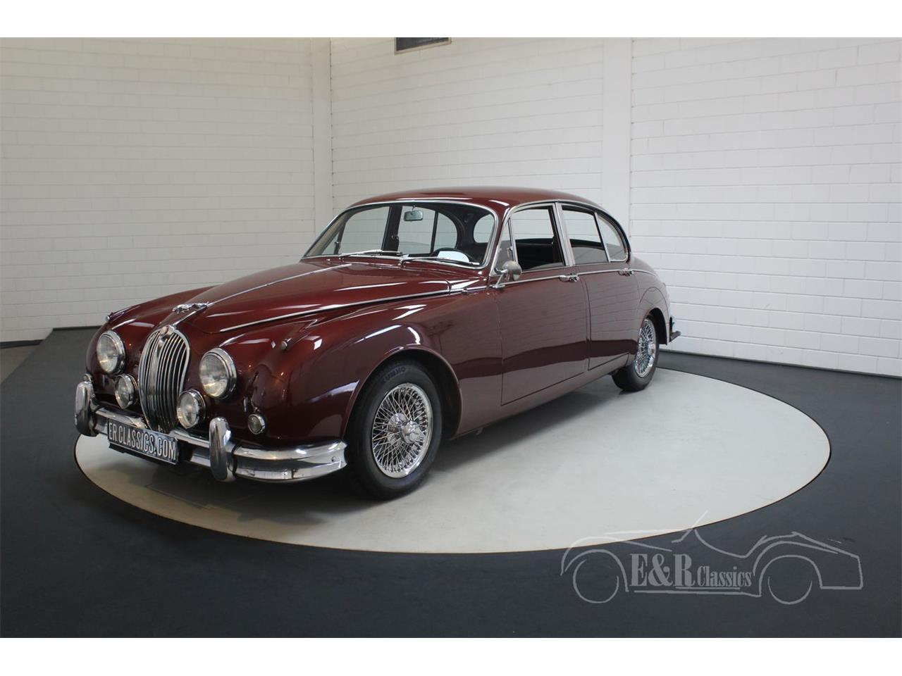 Large Picture of Classic '60 Jaguar Mark II located in Waalwijk Noord-Brabant - $48,200.00 Offered by E & R Classics - QJZJ