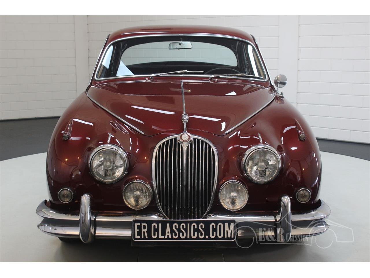 Large Picture of Classic 1960 Jaguar Mark II located in Noord-Brabant - $48,200.00 - QJZJ