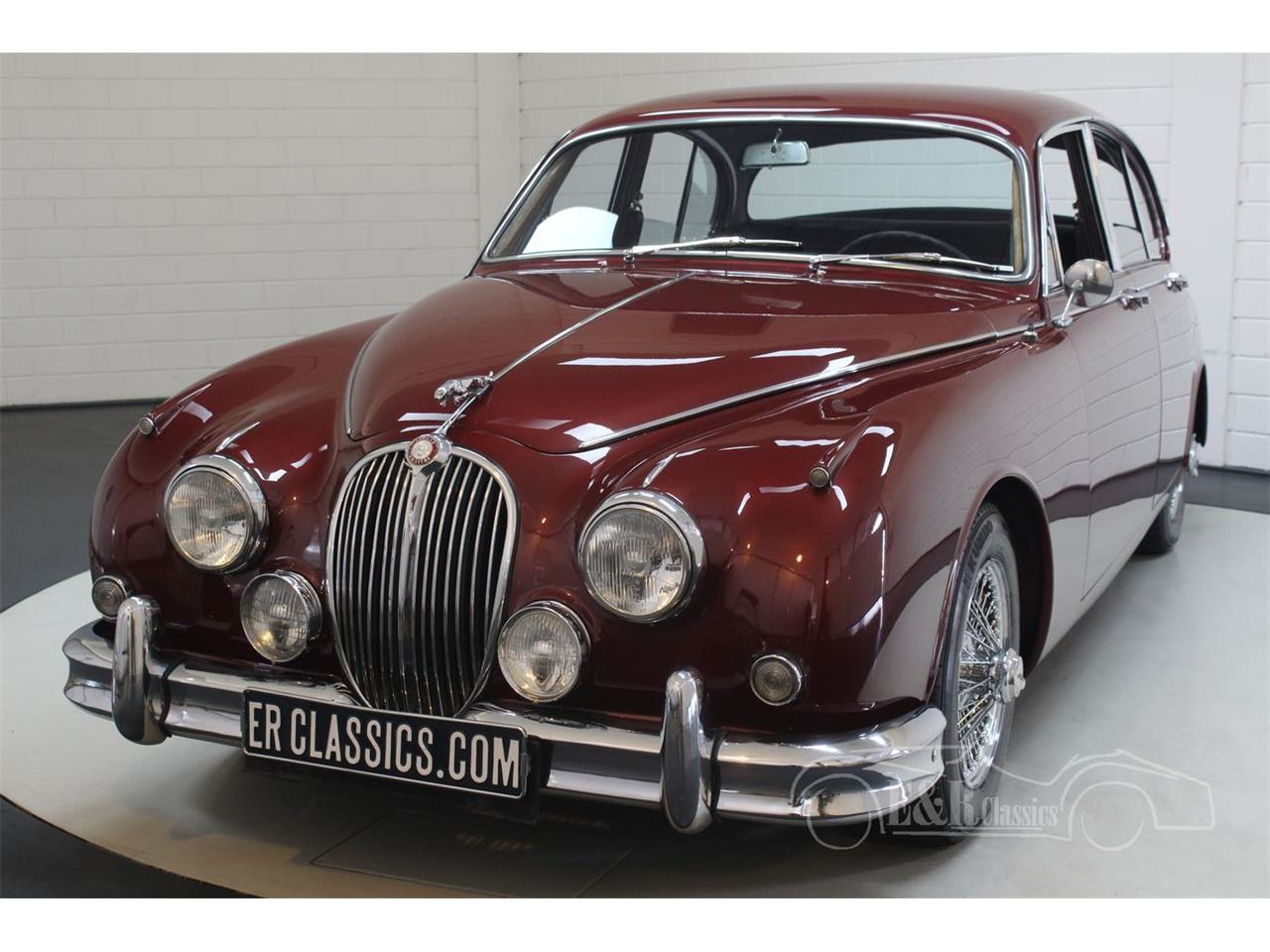 Large Picture of 1960 Jaguar Mark II located in Noord-Brabant - $48,200.00 Offered by E & R Classics - QJZJ