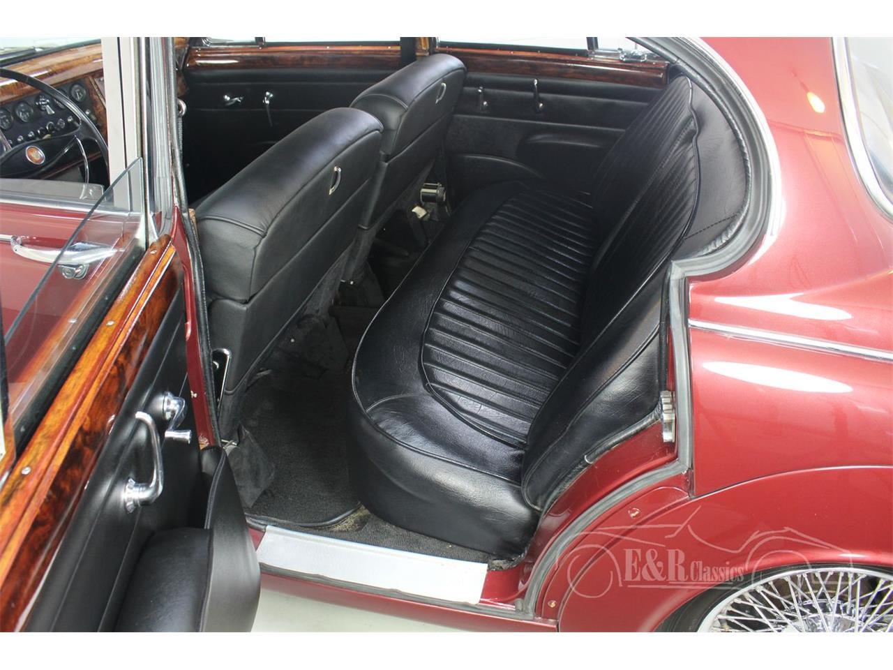 Large Picture of Classic '60 Jaguar Mark II - $48,200.00 - QJZJ