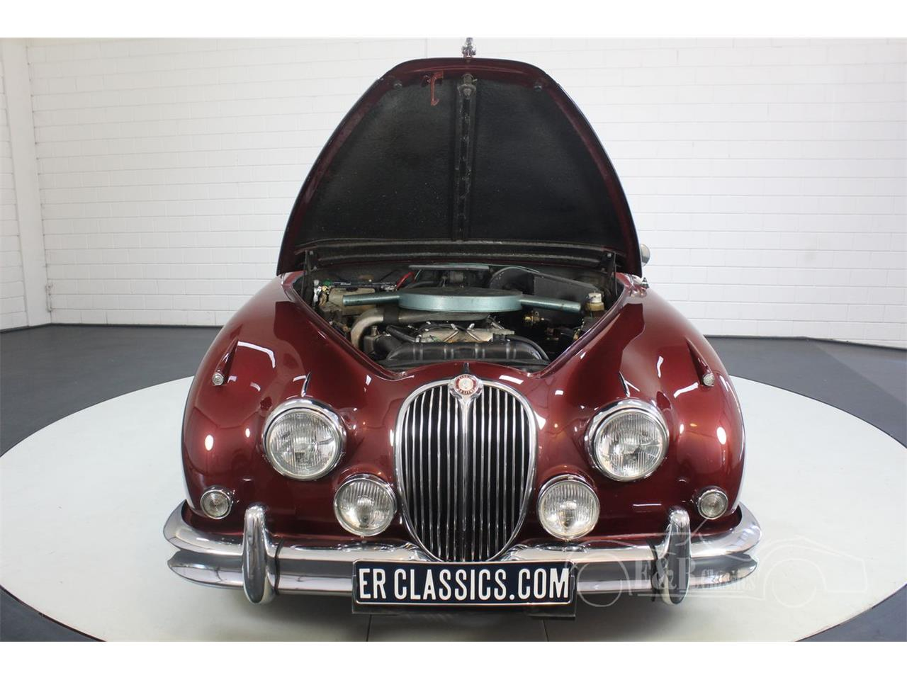 Large Picture of Classic 1960 Jaguar Mark II - $48,200.00 Offered by E & R Classics - QJZJ