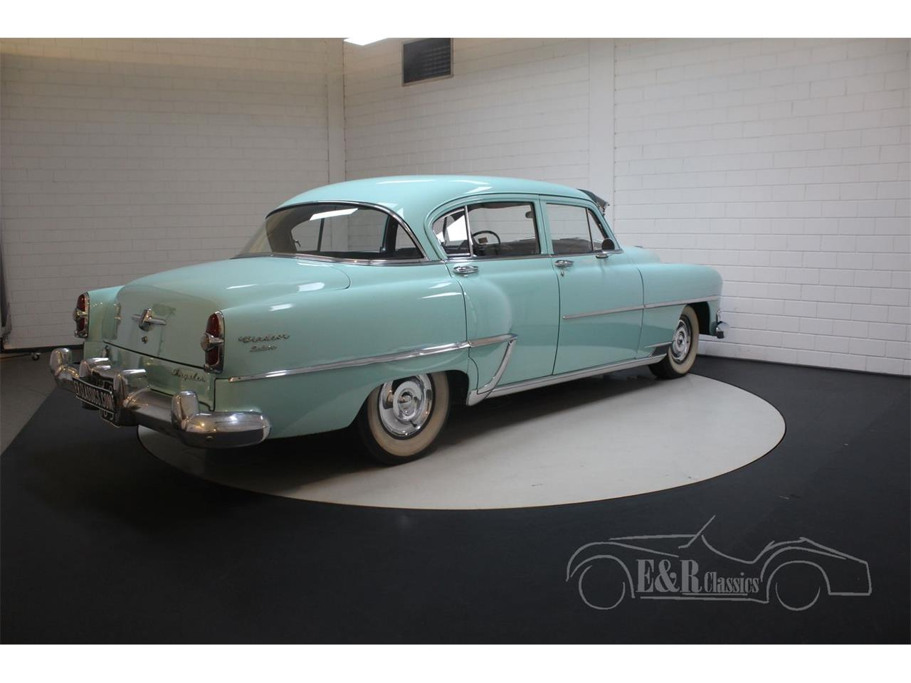 Large Picture of '54 Chrysler Windsor located in Waalwijk noord brabant Offered by E & R Classics - QJZL