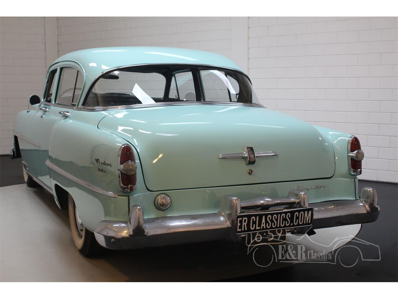 Large Picture of 1954 Chrysler Windsor - QJZL