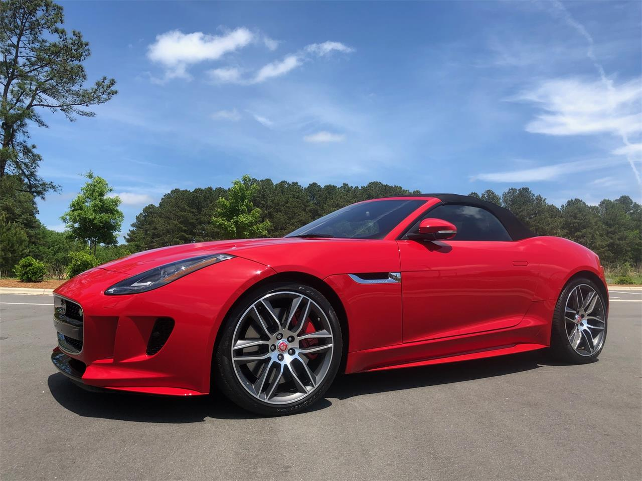 Large Picture of '17 F-Type - QJZR